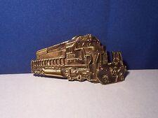 SD40 Locomotive Buckle  * 1980 * Great American Buckle Company