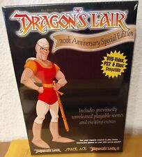 NEW Dragons Lair Box Set (DVD, 2001,Limited Edition) 20th Anniversary Game
