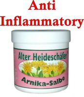 Asam Krauterhof Herbal Ointment With Arnica Extract 250ml Anti-Inflammatory