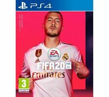 FIFA 20 (PS4) In Stock New & Sealed UK PAL Free UK P&P