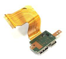Genuine Sony HDR-CX700V CX700V Replacement Part Mini USB Mini HDMI Port Board