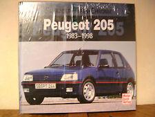 Peugeot 205 von 1983 bis 1998 (gebunden)