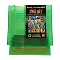 Super 239 in 1 Game NES Classic 8 bit! Game Cartridge US Version! NTSC and PAL!!