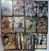 Carte Dragon Ball Z DBZ Card Game Part 5 #Full Set (Version Vending Machine)