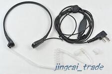 Wholesale 10 x Throat Vibration Mic Acoustic Tube Earpiece for ICOM COBRA Radio