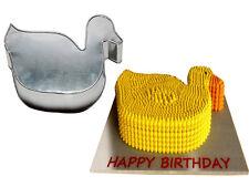 Duck Shape Birthday Wedding Anniversary Cake Tin