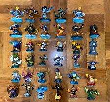 Huge Lot Of 35 Skylanders Swap Force Figures (10 Swappable & 3 Magic Items)