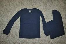 45aee10bc NWT-Boys 2 Pc Joe Boxer Blue Underwear Thermal Pants & Long Sleeve Shirt-