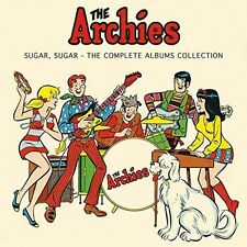 THE ARCHIES - SUGAR, SUGAR: THE COMPLETE ALBUMS COLLECTION NEW CD