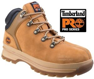 NEW MENS TIMBERLAND PRO SPLITROCK XT SAFETY WORK HIKER ANKLE STEEL TOE CAP SHOES