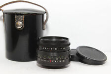 PENTACON 30mm 3,5 Obiettivo Grandangolo a VITE M42 per Reflex BOKEH 10 Lamelle *