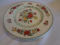 Villeroy & Boch - Summer Day - Set of 4 Dinner Plates