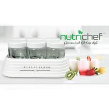 NutriChef PKYM18 Electronic Yogurt Maker
