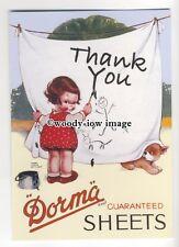 ad3679 - Dorma Sheets - Modern Advert Postcard