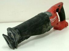 MILWAUKEE 18V  Li-ion Cordless Brushless Sawzall Reciprocating Saw - M18CSX