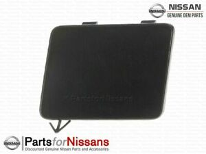 Genuine Nissan 2013-2015 Sentra SR Front Tow Hook Cover UNPAINTED