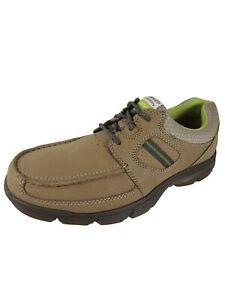 Dunham Mens REVSly Boat Shoes