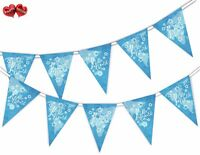 Hello World Travel Social Themed Bunting Banner 15 flags Map by PARTY DECOR