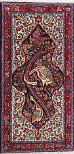 Sarouk Teppich Orientteppich Rug Carpet Tapis Tapijt Tappeto Alfombra Kranich