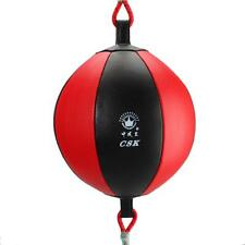 Adjustable Double End MMA Boxing Training Gear Workout Punching Speed Ball Bag