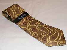 VAN HEUSEN - Multi-colored 100% Silk Mens Neck Tie NWT