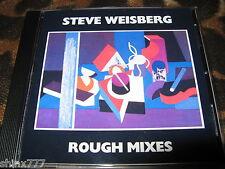 STEVE WEISBERG-ROUGH MIXES 1997-RARE CD (CARLA BLEY-HAL WILLNER)-FRANK LONDON