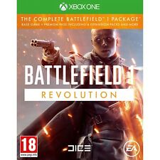 Battlefield 1 Revolution Game for Xbox One