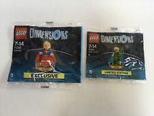 Lego Dimensions green arrow 71342 + Lego dimensions Supergirl 71340 for Xbox 360