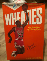 Michael Jordan 1989-94 Wheaties Cereal Boxes Choice of 4 AG20 Bulls Champs 91