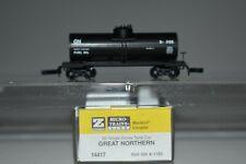 Z Scale Mtl 14417 Great Northern 39' Single Dome Tank Car x-1155 K9215