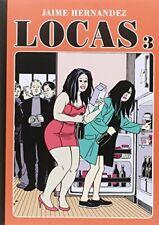 Locas 3 (Novela gráfica)