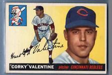 1955 Topps #44 Corky Valentine VG-EX  GO103