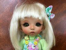 FairyLand BJD PukiFee Bonnie Tan Skin Legit with Outfits Shoes Wig
