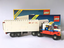 LEGO Town 107 Canada Post Mail Truck (1985) Boxed, Instructions, Complete, Rare