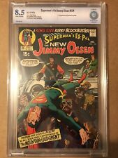 SUPERMAN'S PAL JIMMY OLSEN #134 CBCS 8.5 KEY 1st DARKSEID JLA JUSTICE LEAGUE