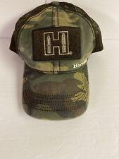 NEW Hornady Camo Snapback Hat