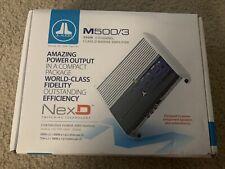 JL Audio Amp M500/3