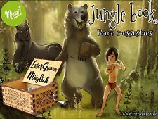The Jungle Book - Bare Necessities Spieluhr Musicbox Neu Fanartikel