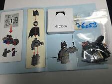 LEGO DC Comics Super Heroes 76053 Gotham City Cycle Chase Minifigure Batman NEUF