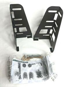Zinus Headboard Bracket Metal Bed Frame Attachment Model: OLB-BK-2PK