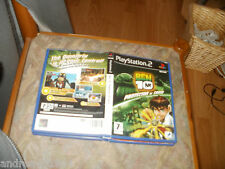 Ben 10: Protector of Earth  (PS2)  2007   PlayStation 2