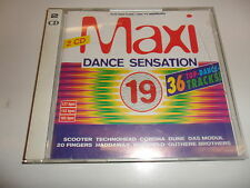 CD   Maxi Dance Sensation 19