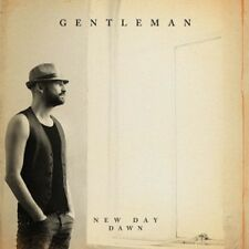 GENTLEMAN - NEW DAY DAWN  (LIMITED DELUXE EDITION)  CD  17 TRACKS REGGAE  NEUF