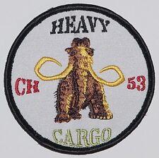 Bundeswehr Aufnäher Patch CH 53 Heavy Cargo ............A2527K