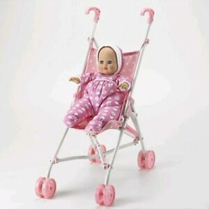 """Madame Alexander """"Baby Goes for a Ride Set"""" with Play Baby # 70245 - New in Box"""
