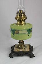 Jugendstil Petroleumlampe - Tischlampe