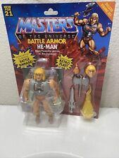 2021 MOTU Origins Battle Armor He-Man (In Hand)