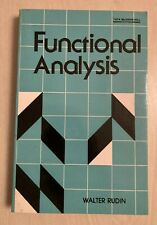Functional Analysis by Rudin Walter