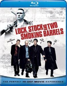 Lock Stock and Two Smoking Barrels (Jason Flemyng) & 2 New Region B Blu-ray