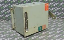USED General Electric AC362W Flex-A-Plug Bus Plug 60 Amps 600V